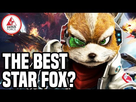Starlink Battle for Atlas: THE BEST STAR FOX GAME?! (Nintendo Switch Starlink Gameplay)