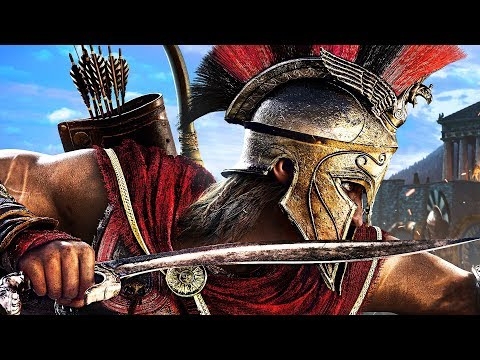 BEST ASSASSIN'S CREED GAME EVER!! (Assassin's Creed Odyssey, Part 5)