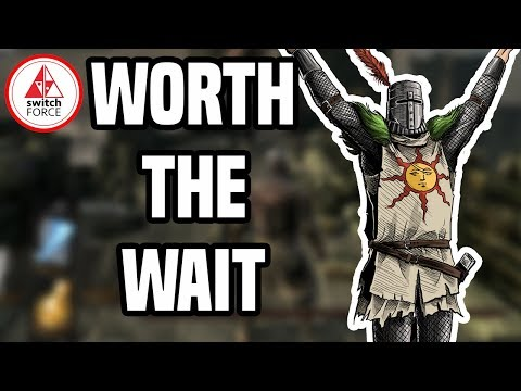 Dark Souls Remastered Switch - Is It Worth The Wait?!