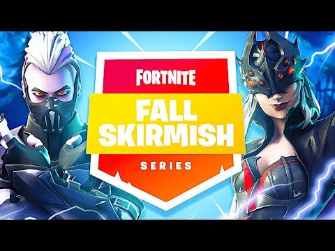 Pro Fortnite $10,000,000  Duos Fall Skirmish Tournament! (Fortnite LIVE Gameplay)