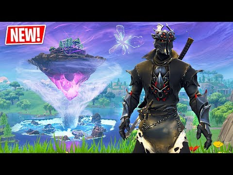 *NEW* Fortnite FLOATING ISLAND *FINAL EVENT*?!