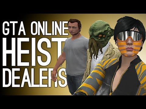 GTA Online Doomsday Heist Act 2 TAKE DOWN DEALERS! (The Bogdan Problem) - Pt 8