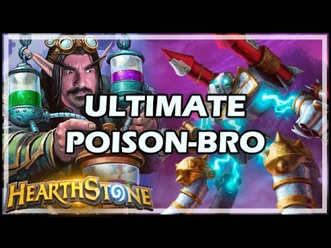 ULTIMATE POISON-BRO - Boomsday / Hearthstone