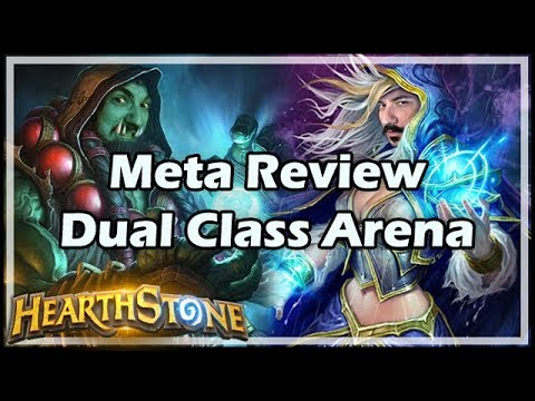 Meta Review - Dual Class Arena