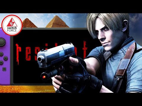 Classic Resident Evil Invades Switch! TOO MANY OLD GAMES?