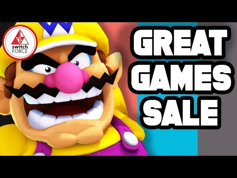 GREAT Switch Games You Can Get For Cheap! Fall Sale Now!