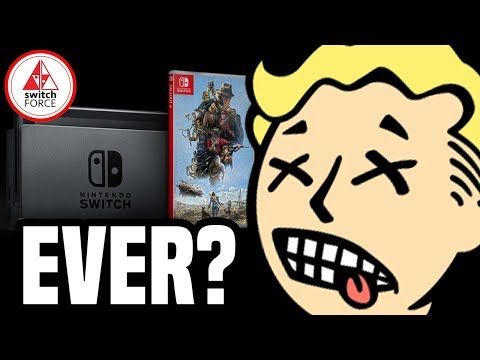 Will Fallout EVER Come To Switch? Fallout 76 Not Possible...