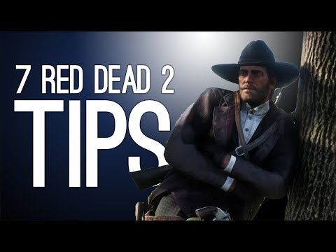 Red Dead Redemption 2: 7 Tips for Mastering the West in RDR 2 (SPOILER FREE)