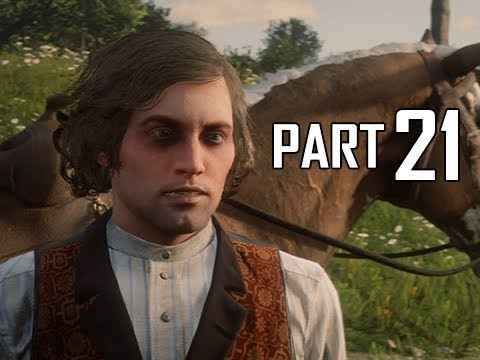 Red Dead Redemption 2 Walkthrough Gameplay Part 21 - Romeo (RDR2 Let's Play)