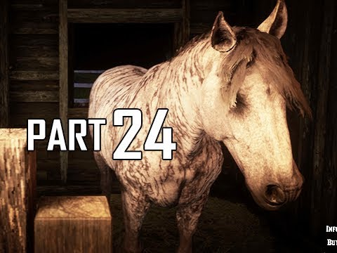 Red Dead Redemption 2 Walkthrough Gameplay Part 24 - Thoroughbred (RDR2 Let's Play)