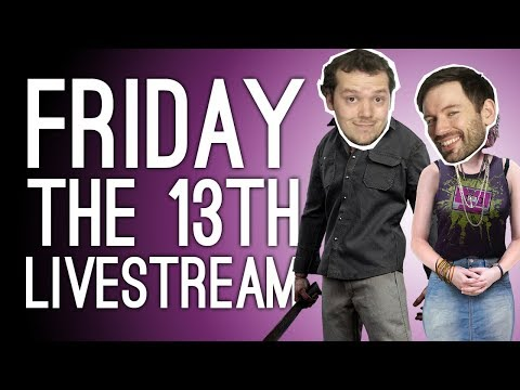 Friday the 13th Live! 🎃 Friday The 13th: The Game on Xbox One Live for Oxbox Hallowstream 🎃
