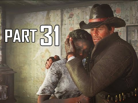 Red Dead Redemption 2 Walkthrough Gameplay Part 31 - Hostage (RDR2 Let's Play)