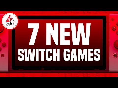 7 DIVERSE NEW Switch Games JUST ANNOUNCED! And A Resurrection?!