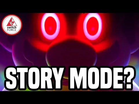 No Story Mode In Smash Bros Ultimate...Or is There?