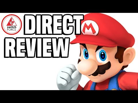 Did Sakurai Disappoint Fans?? Smash Bros Ultimate Direct Review