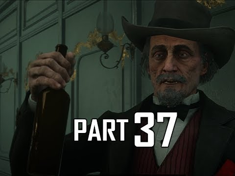 Red Dead Redemption 2 Walkthrough Gameplay Part 37 - Setup (RDR2 Let's Play)