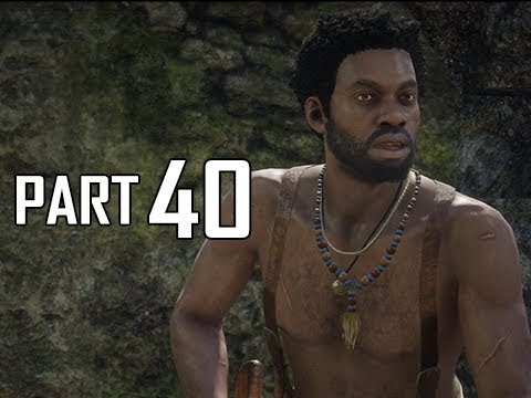 Red Dead Redemption 2 Walkthrough Gameplay Part 40 - Guarma (RDR2 Let's Play)