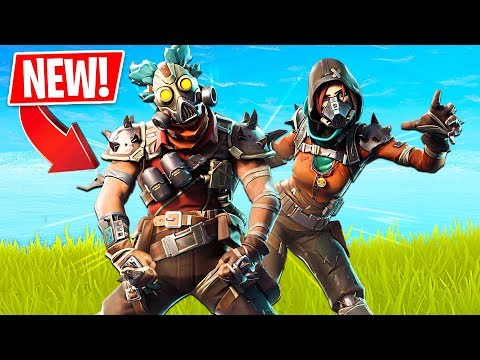 Fortnite *NEW* Wasteland Warriors Skins! *Pro Fortnite Player* (Fortnite LIVE Gameplay)