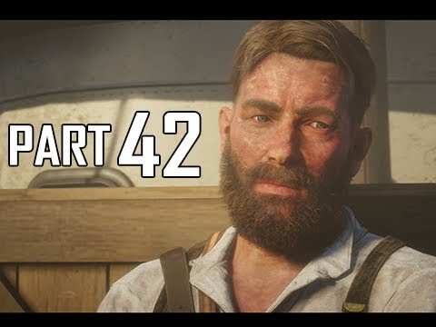 Red Dead Redemption 2 Walkthrough Gameplay Part 42 - Battleship (RDR2 Let's Play)