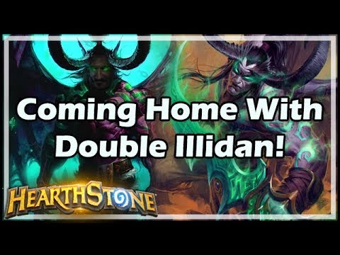 Coming Home With Double Illidan! - Boomsday / Hearthstone