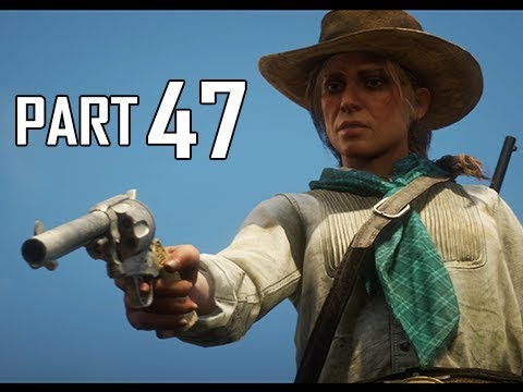 Red Dead Redemption 2 Walkthrough Gameplay Part 47 - Prison Break (RDR2 Let's Play)
