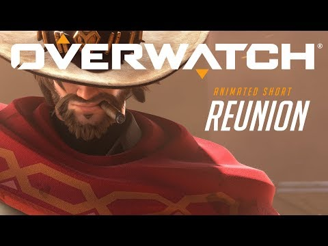 Overwatch cinematic video.