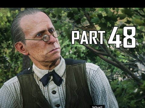Red Dead Redemption 2 Walkthrough Gameplay Part 48 - Exiled (RDR2 Let's Play)