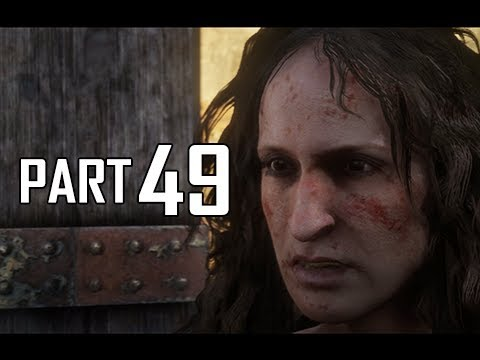 Red Dead Redemption 2 Walkthrough Gameplay Part 49 - Ms. Dawson (RDR2 Let's Play)