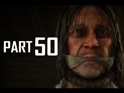 Red Dead Redemption 2 Walkthrough Gameplay Part 50 - Colm O'driscoll (RDR2 Let's Play)