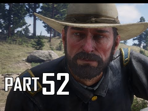 Red Dead Redemption 2 Walkthrough Gameplay Part 52 - Vaccine (RDR2 Let's Play)