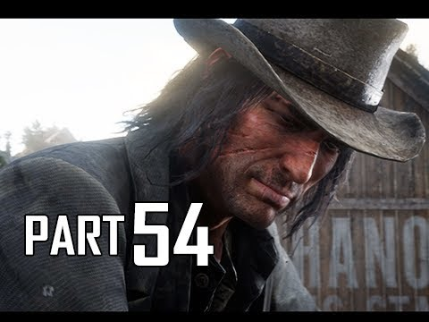 Red Dead Redemption 2 Walkthrough Gameplay Part 54 - Blast Bridge (RDR2 Let's Play)