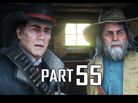 Red Dead Redemption 2 Walkthrough Gameplay Part 55 - Hamish & Buell (RDR2 Let's Play)