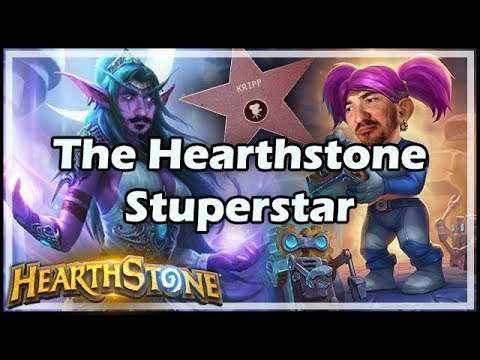 The Hearthstone Stuperstar - Boomsday / Hearthstone