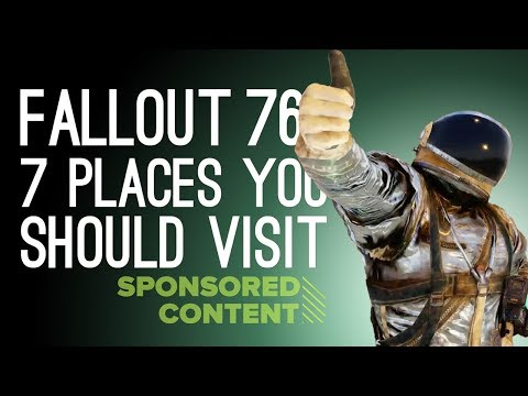 Fallout 76: 7 Fallout 76 Locations You Should Visit ASAP (Sponsored Content)