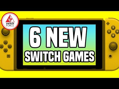 6 PROMISING NEW Switch Games JUST ANNOUNCED! Plus Metroid!