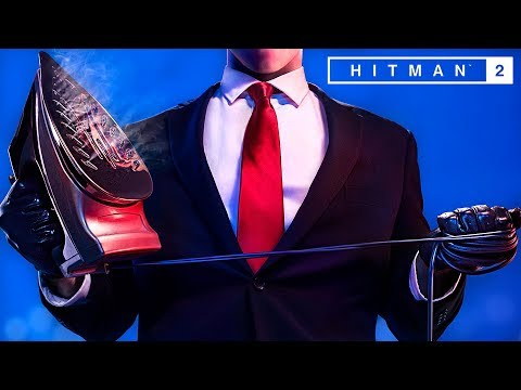 ULTIMATE ASSASSIN!! (Hitman 2, Episode 1)