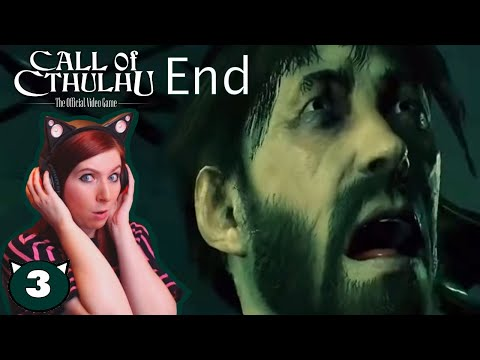 I'VE GONE MAD! - Call of Cthulhu ENDING Walkthrough Gameplay Part 3