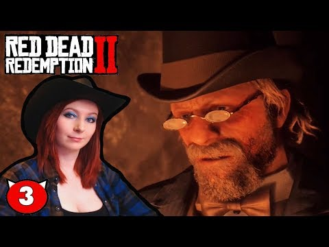 BOUNTY HUNTING, CRIME DOESN'T PAY!! - Red Dead Redemption 2 Walkthrough Gameplay Part 3