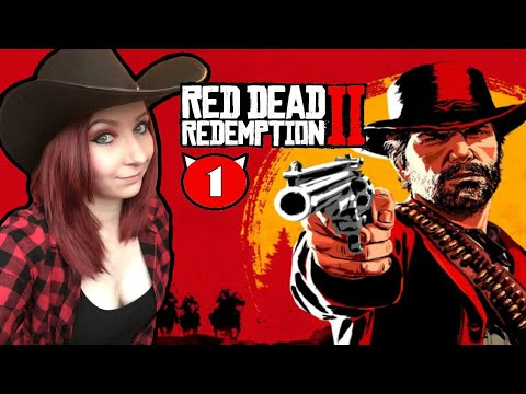 BACK IN THE SADDLE! - Red Dead Redemption 2 Walkthrough Gameplay Part 1
