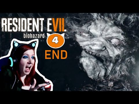 THE TRUTH REVEALED! -  Resident Evil 7 Biohazard ENDING (First time playing) Let's Play Part 4