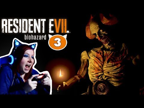 LET'S PLAY A GAME! - Resident Evil 7 Biohazard (First time playing) Let's Play Walkthrough Part 3