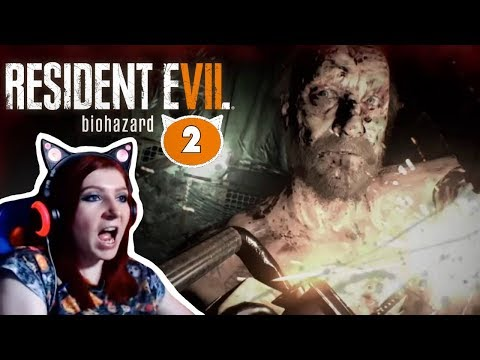 WHERE'S MY DADDY! - Resident Evil 7 Biohazard (First time playing) Let's Play Walkthrough Part 2