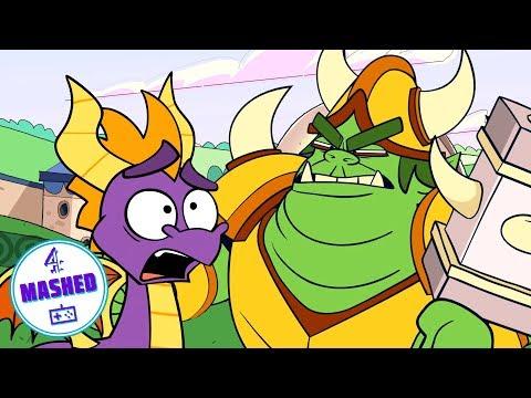Spyro the Dragon (PREVIEW)