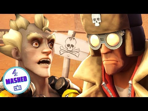 Overwatch vs TF2: No Way Out
