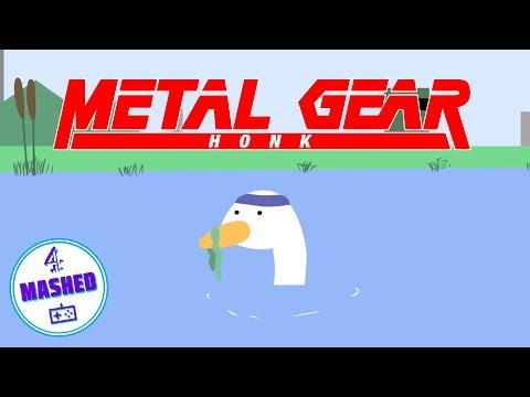 METAL GEAR HONK: Tactical Goose Action
