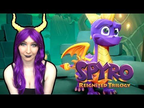 I AM A DRAGON - Spyro Reignited Trilogy Gameplay