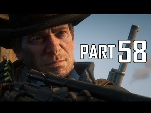 Red Dead Redemption 2 Walkthrough Gameplay Part 58 - FALLOUT (RDR2 Let's Play)