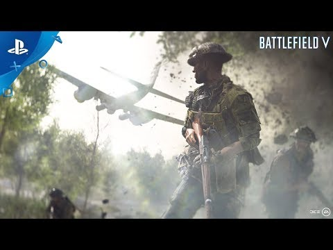Battlefield V - Launch Trailer | PS4