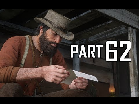 Red Dead Redemption 2 Walkthrough Gameplay Part 62 - Dear John (RDR2 Let's Play)