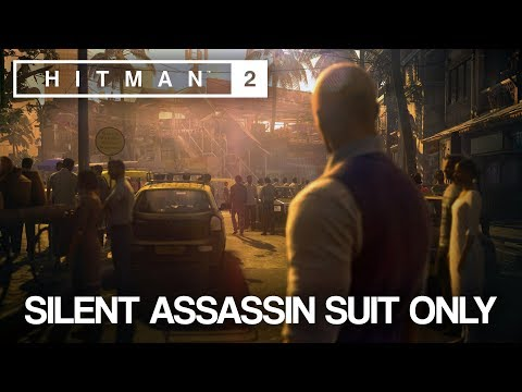 HITMAN™ 2 Master Difficulty Walkthrough - Mumbai, India (Silent Assassin Suit Only w/ Sniper Rifle)